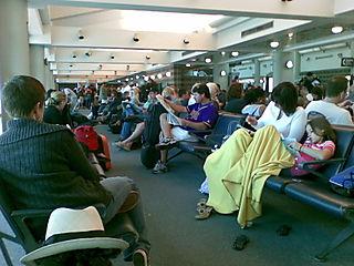 NOLA Airport August 30
