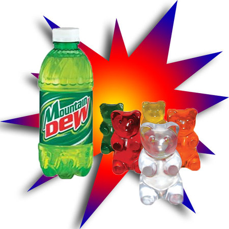 Gummybearanddew
